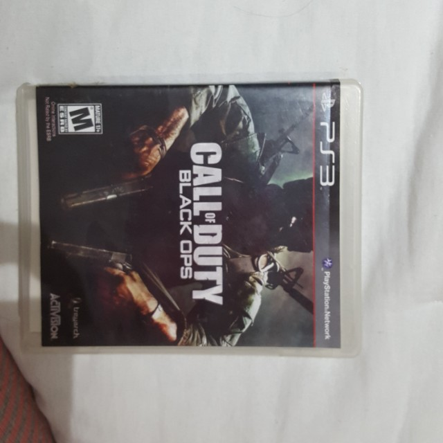 Call of duty & Grand theft auto 5