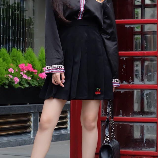 Cherry Patch Skirt
