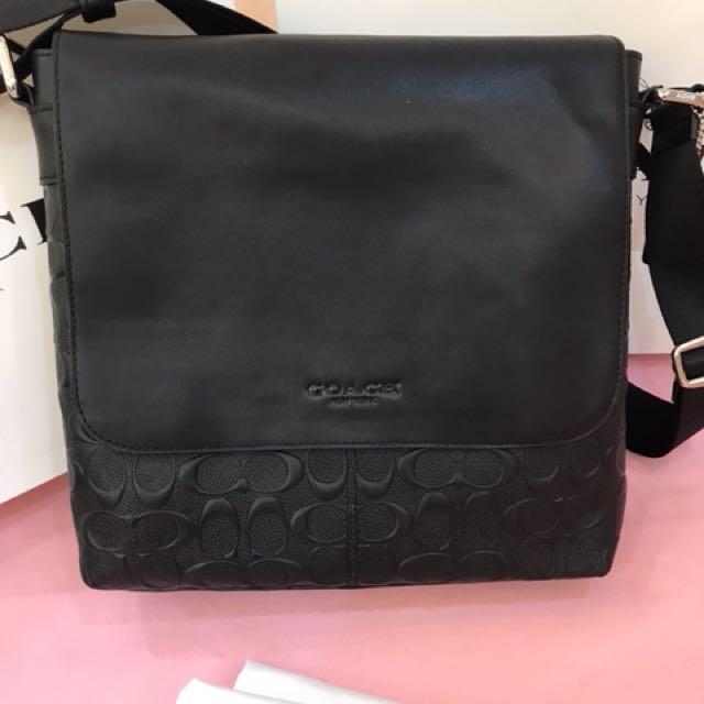 3fe0abf88f Coach Sling Bag men Messenger bag