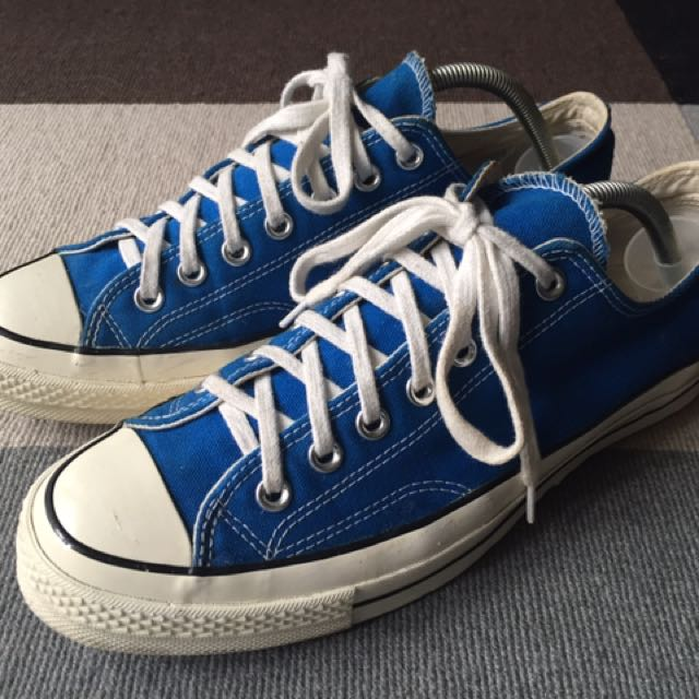 Converse chuck Taylor 1970 70s all star blue us9.5 28cm
