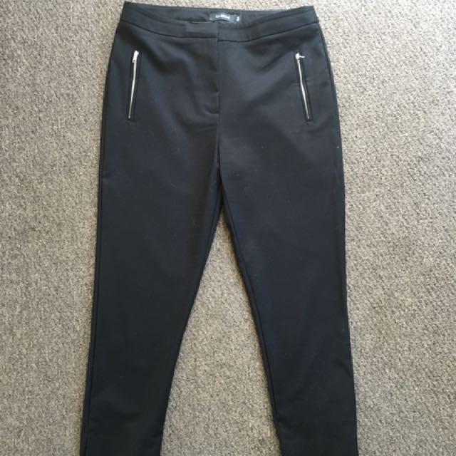 Cropped Pants - Size 10