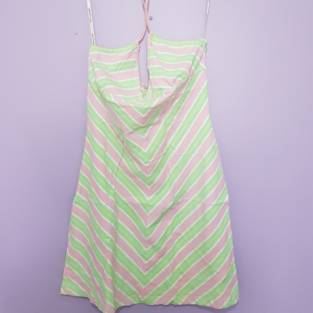 a98012175380 Cute summer dress  colorful  pastel  green  pink