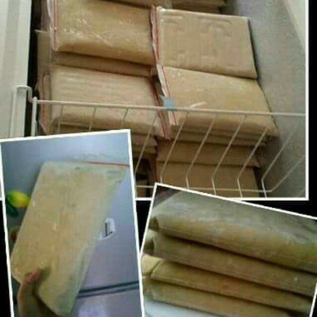 Daging Durian Asli Medan