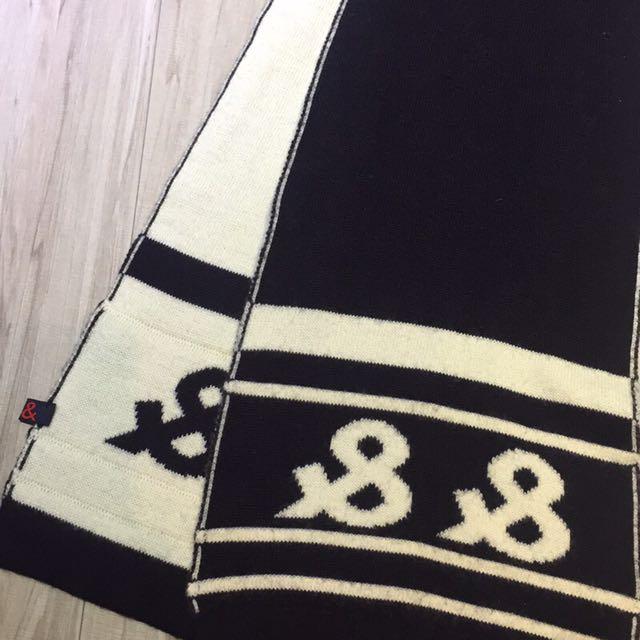 D&G經典款圍巾