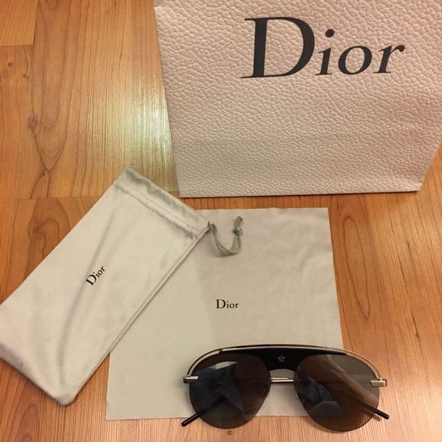Dior Homme 墨鏡