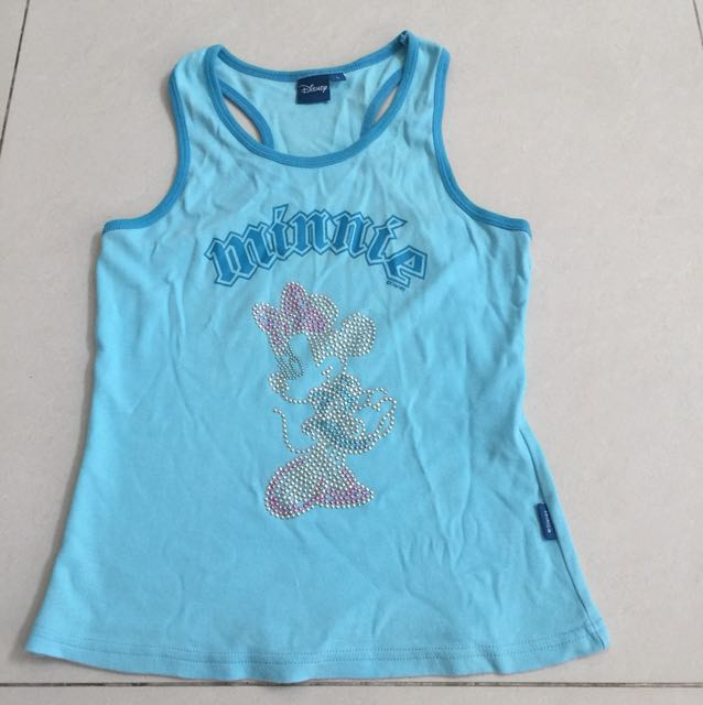 Disney minnie mouse tanktop