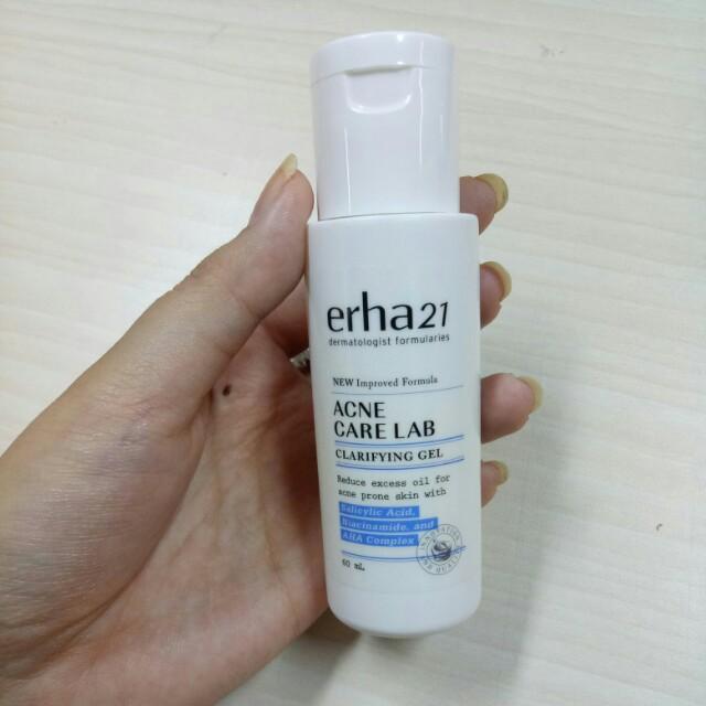 Erha21 Acne Care Lab Clarifying Gel