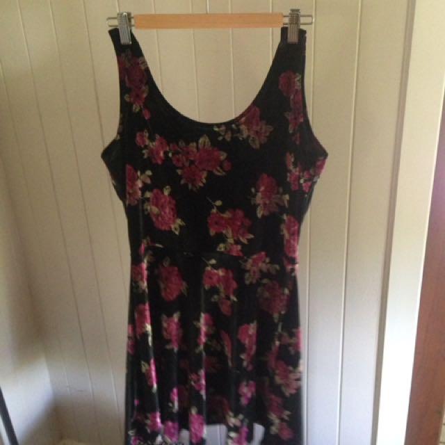 Factorie XL Velvet dress