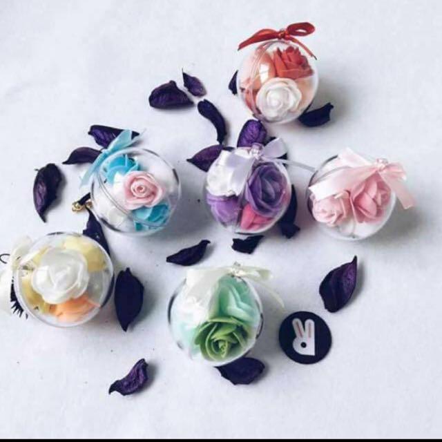 Flowersis readystock