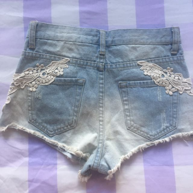 Forever 21 High Waisted short