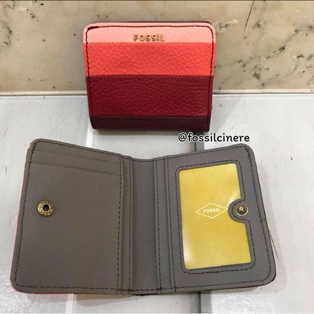 Fossil Madison Bifold Redmulti