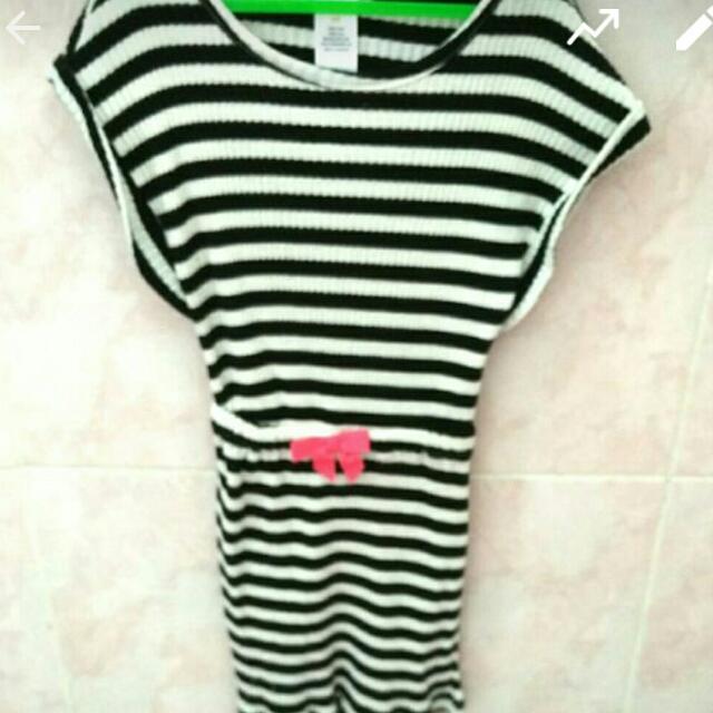 Free Ongkir Jabodetabek Dress Salur Import