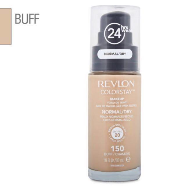 Free! Revlon Colorstay Foundation (150 Buff)