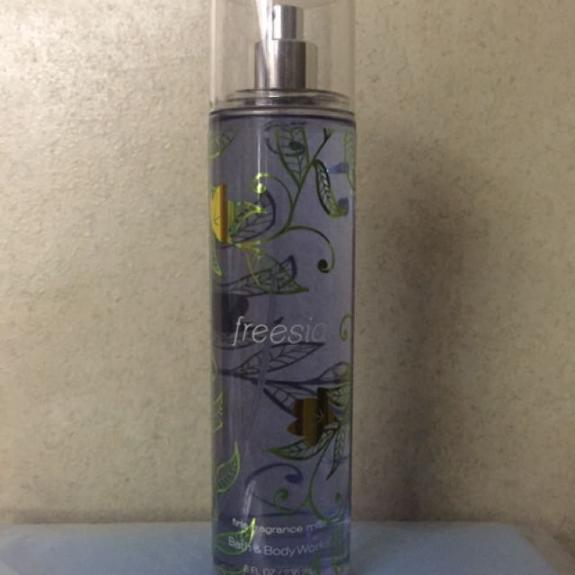 Freesia Perfume from Bath and Body Works