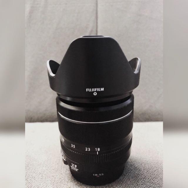 Fujinon XF 18-55mm 1:2.8-4 R LM OIS Ø58