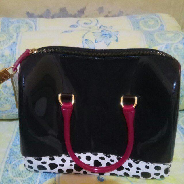 Furla Dalmatian Jelly Bag Original Metropolis