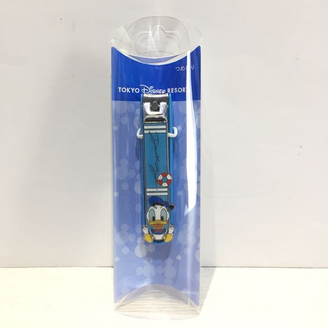 Gunting Kuku (nail clipper) Donald Duck