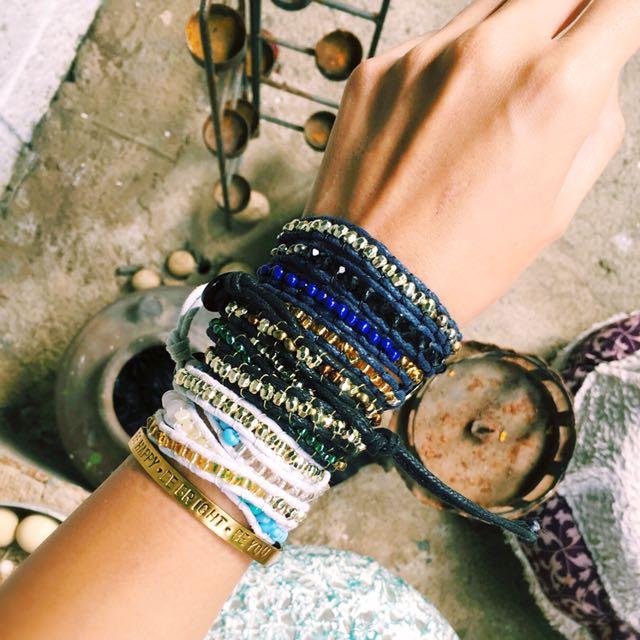 Handmade Wrap Bracelets