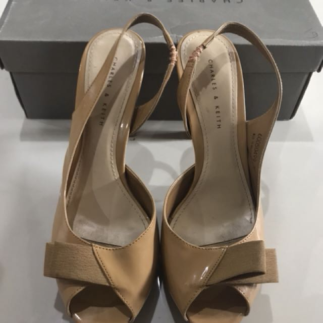 High heels charles   keith 45f7baa923