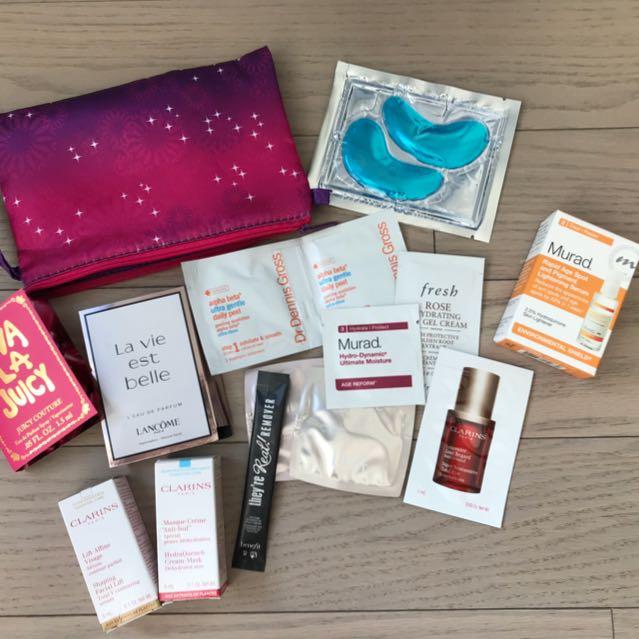 Huge Sephora beauty and makeup bundle