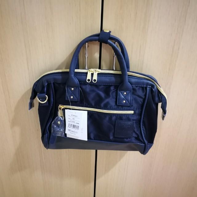ba5159ad8b PO] Japan Anello Boston 2 Way Nylon Sling Bag~ Original 100 ...