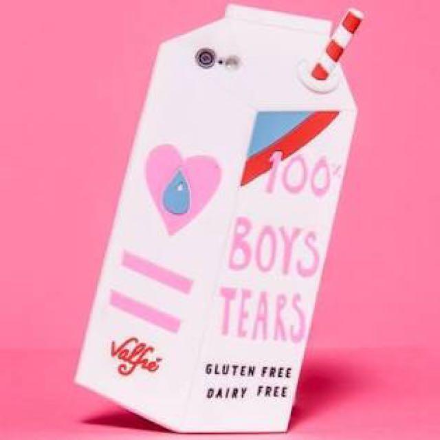 iPhone 6/7/8 case - 100% Boys Tears