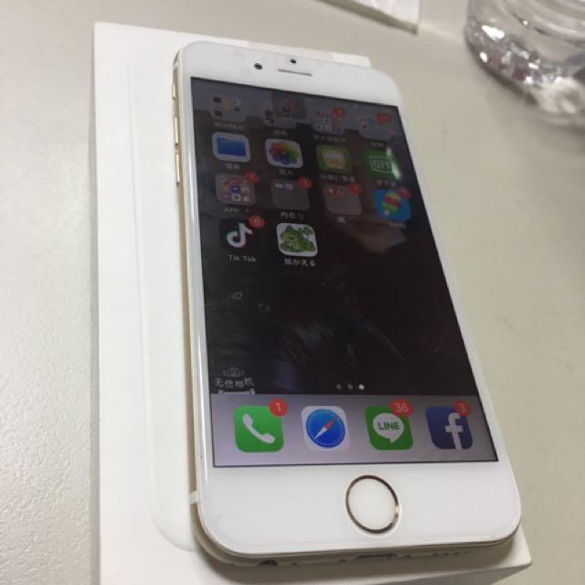 iPhone 6 64金色