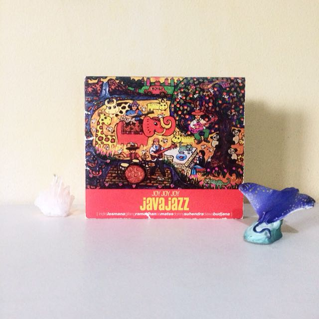 Java Jazz - Joy Joy Joy