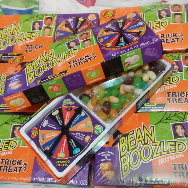 Jelly Belly Bean Boozled 4th Edition