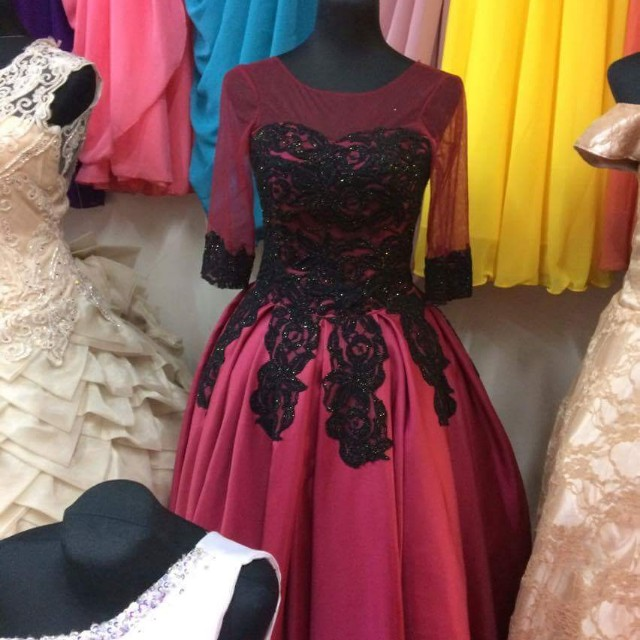 JS PROM GOWN FOR RENT, Women\'s Fashion, Clothes on Carousell