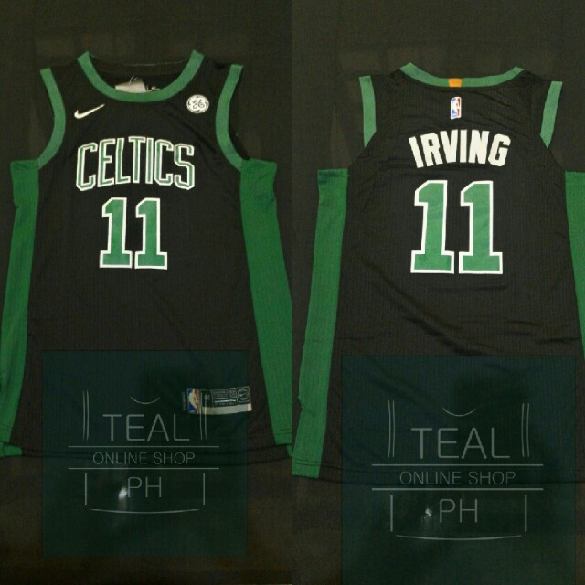 wholesale dealer 7467d fb2f2 Kyrie Irving Boston Celtics Jersey on Carousell