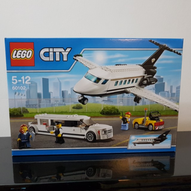 Lego City 60102 Airport VIP Service, Toys & Games, Bricks ...