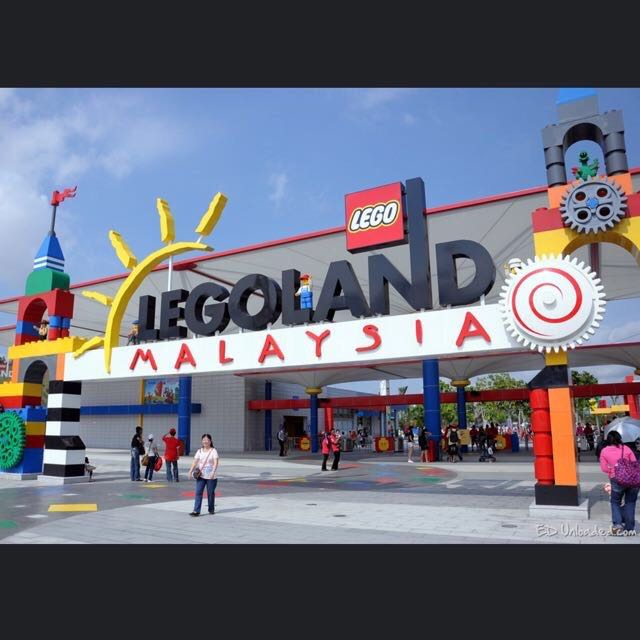 Legoland Malaysia Theme Park and Water Park