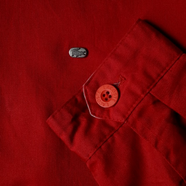 Limited Lacoste Bomber Jacket (Authentic)