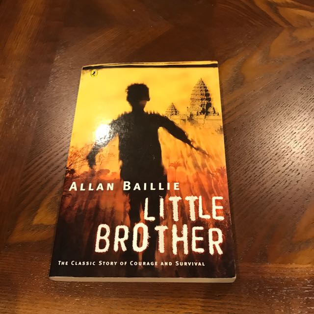 Little Brother by Allan Baillie