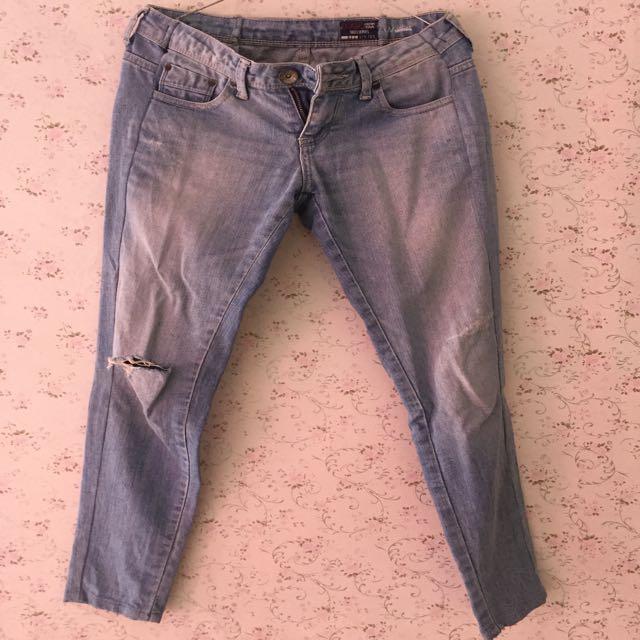 Logo jeans original