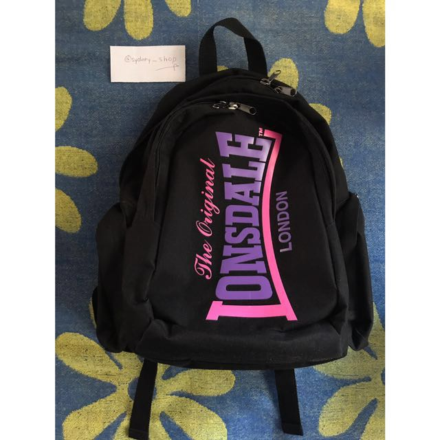 Lonsdale Small Backpack 8906da54144fd
