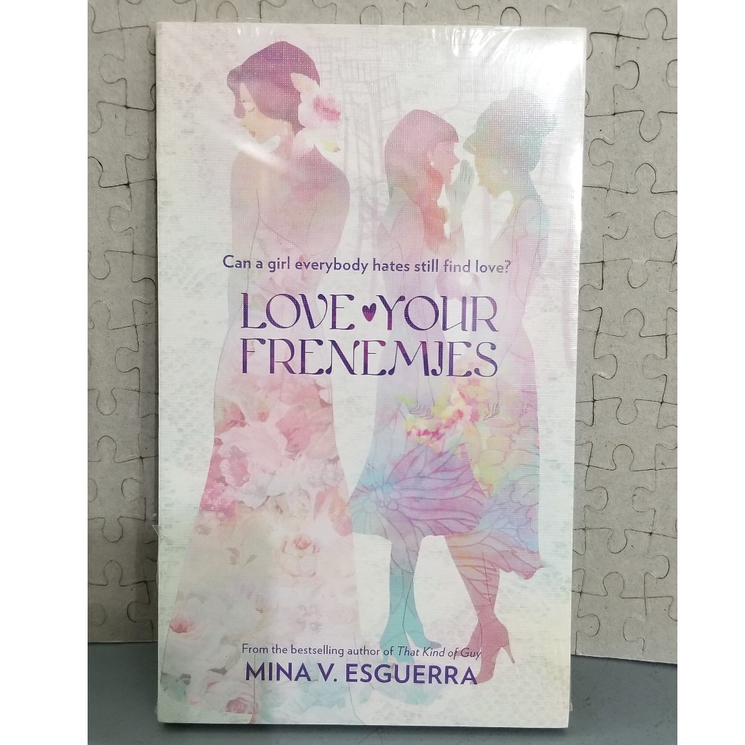 Love your Frenemies by Mina V Esguerra