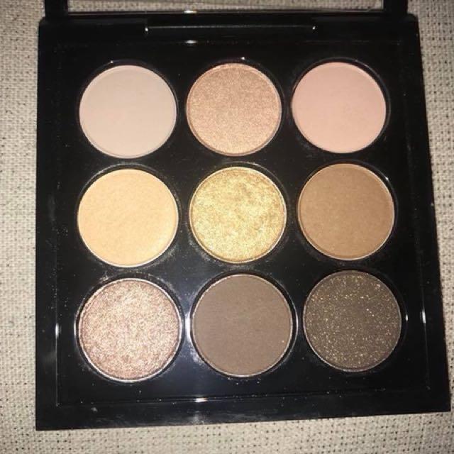 MAC Amber Times 9 eyeshadow palette