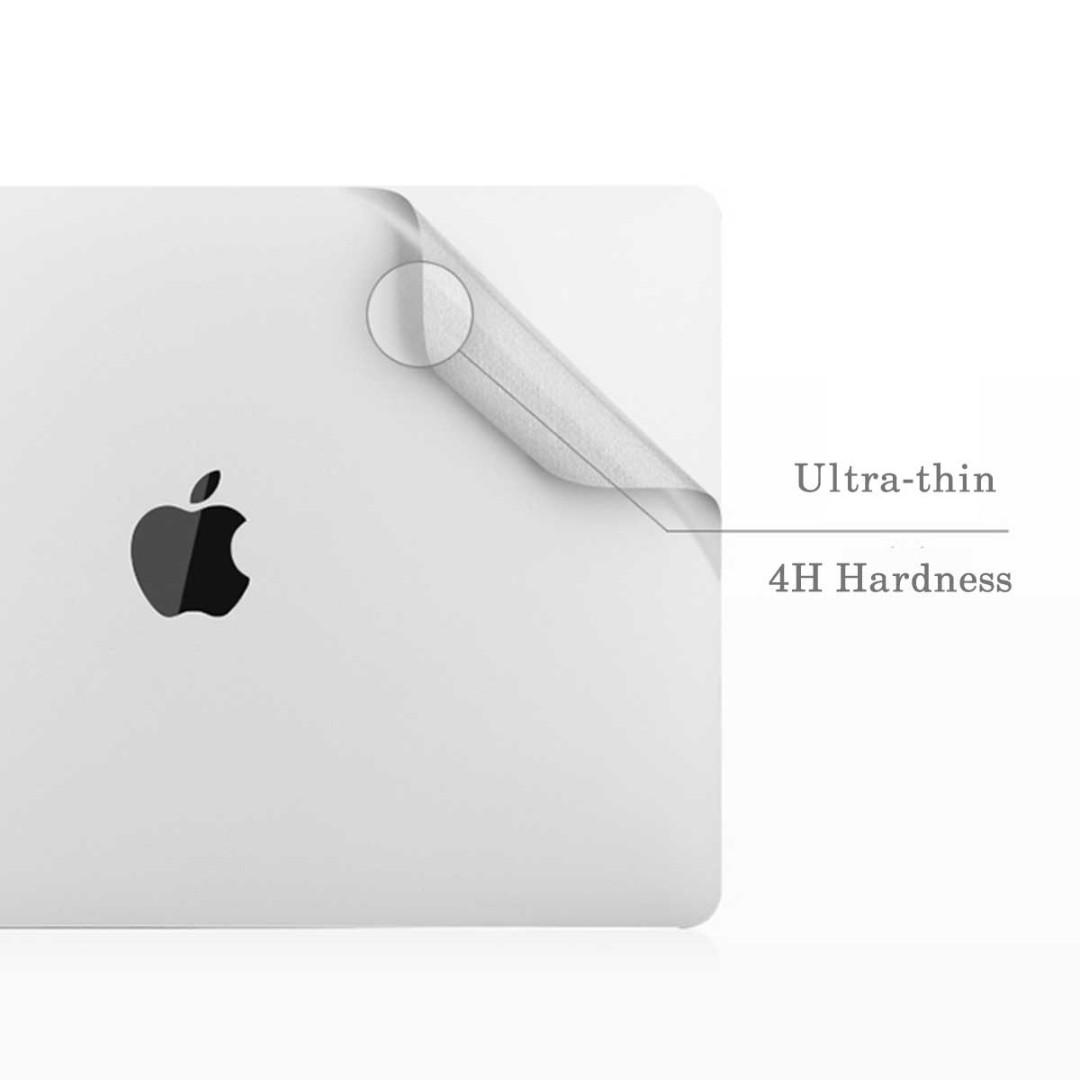 Macbook Skin - Premium Matt with 4H Toughness (Latest Macbook A1706,1707,1708)