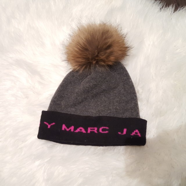 Marc Jacobs Fur Hat