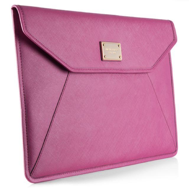 Michael Kors Macbook Leather Clutch Sleeve