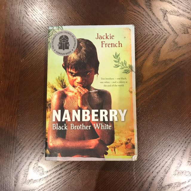 Nanberry Black Brother White Book