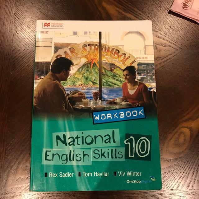 National English Skills 10 Workbook