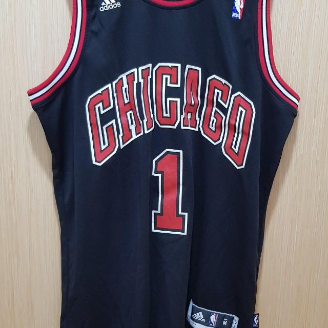 best sneakers e79cd 92480 Fire Sale!! NBA Jersey Derrick Rose Chicago Bulls size M