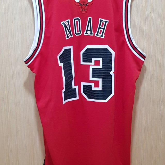 3062a351c Fire Sale!! NBA Jersey Joakim Noah Chicago Bulls size M