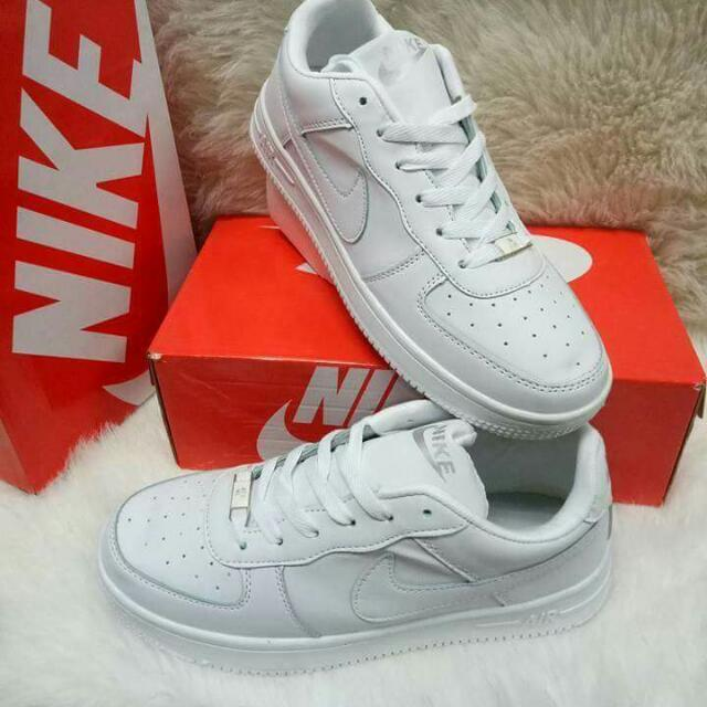 Nike Air All White