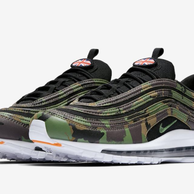 2c5217cb NIKE AIR MAX 97 'COUNTRY CAMO', Men's Fashion, Footwear, Sneakers on  Carousell