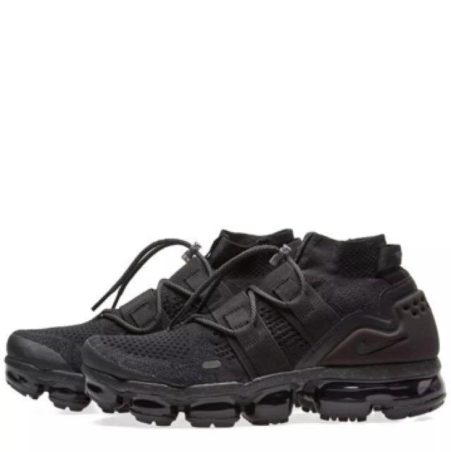3d860c1eef12a Nike Air Vapormax Plus Triple Black