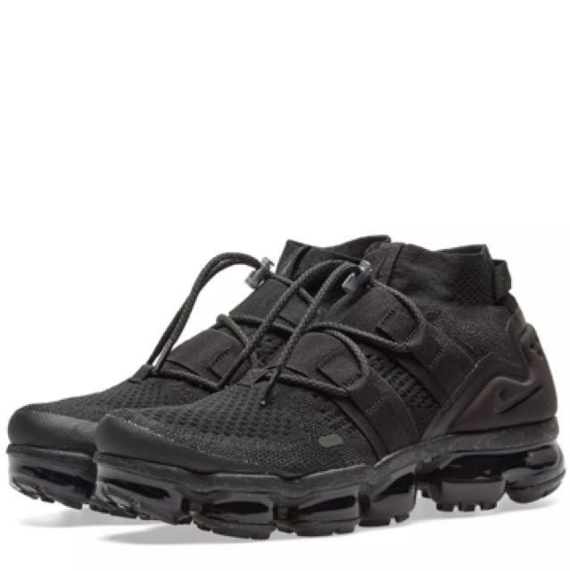 fb549fd498 Nike Air Vapormax Plus Triple Black, Men's Fashion, Footwear, Sneakers on  Carousell